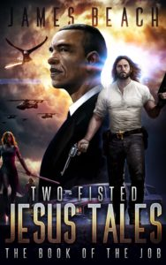 Book Cover: Two-Fisted Jesus Tales, Book 1